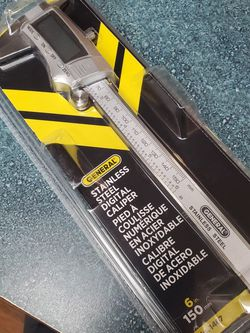 General Tools Digital Calipers for Sale in Vancouver,  WA