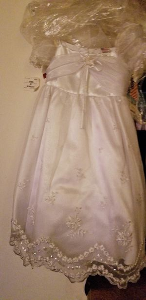 Baptism Dress for Sale in Bakersfield, CA