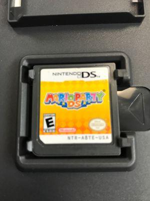 Nintendo DS Mario Party DS Video Game for Sale in San Antonio, TX
