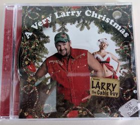 """""""A Very Larry Christmas""""-Christmas music CD for Sale in Berlin,  CT"""