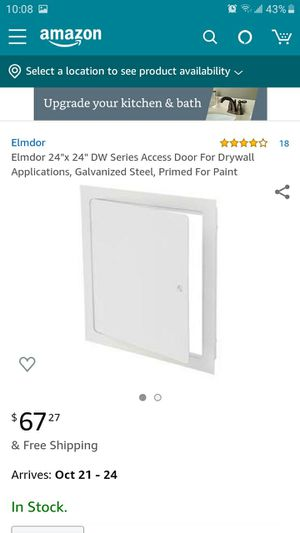 Series Access Door for Sale in Ontario, CA