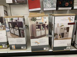 "4 cube organizer shelf 13"" for Sale in Kissimmee, FL"
