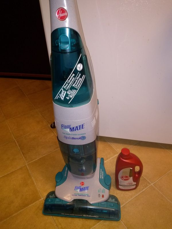 Hoover Floormate Wet Dry Pick Up Plus Cleaner For Sale In