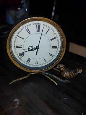 Antique inspired clock for Sale in Portland, OR
