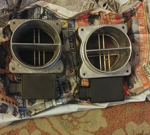 "2 OEM GM Maf sensor LT1 3"" air meter for Sale in South Farmingdale, NY"