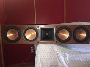 Klipsch center speaker for Sale in Westland, MI