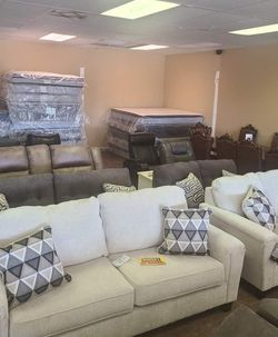 .. Sofa And Loveseat. Living Room Set for Sale in Austin,  TX
