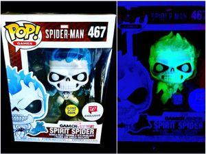 Spirit glow in the dark Spider-Man pop for Sale in Norwalk, CA