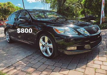 2010🍀Lexus GS Sedan🍀Loaded RWD No Issues-For Sale!!!-$800 for Sale in Warren,  MI