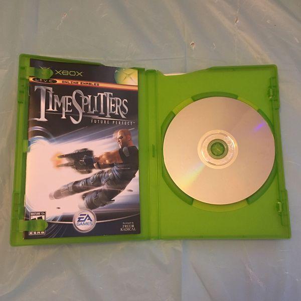 Xbox Games - FIFA Street 2 | Star Wars Battlefront 2 | Timesplitters 3 | Clone Wars / Tetris Worlds