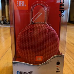 JBL Clip 3 Portable Waterproof Bluetooth Speaker for Sale in Thurmont, MD