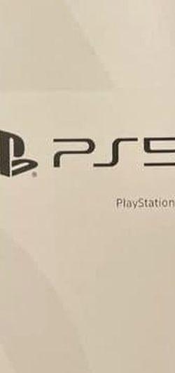 PS5 disc version brand new for Sale in Salt Lake City,  UT