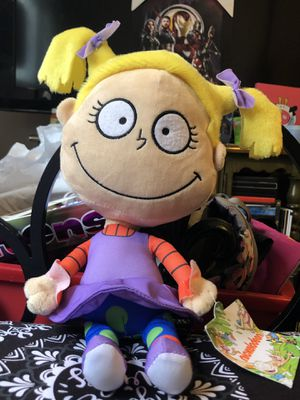 Rugrats Angelica doll for Sale in Los Angeles, CA