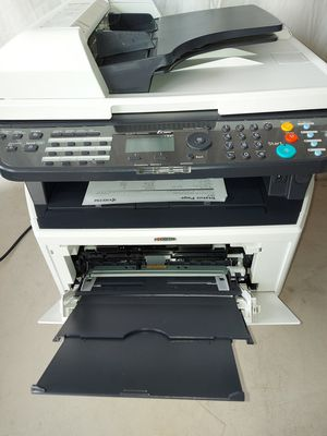 Kyocera ECOSYS M2035dn Black and White Multifunctional Network Printer Scanner Copier, 395 PAGES PRINTED ON IT TOTAL LIKE NEW, 90% FULL INK for Sale in Lemon Grove, CA