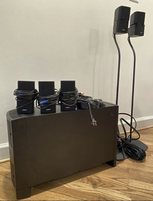 Bose Acoustimass Home Theater System for Sale in Great Falls, VA