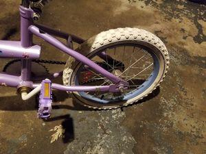 "Girl's 16"" bike for sale for Sale in Farmington Hills, MI"