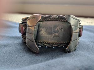Vintage Native American turquoise watch cuff for Sale in Rockville, MD
