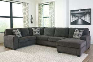 Gray Sectional Couch for Sale in Charlotte, NC