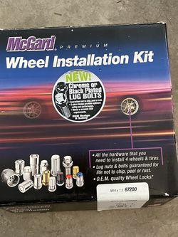 McGard M14x1.5 cone seat wheel bolts spline drive for Sale in Renton,  WA