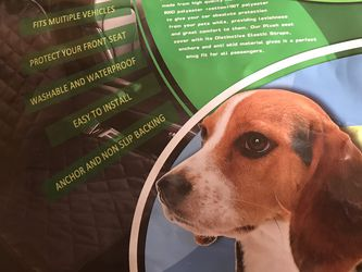 Deluxe Pet Car Seat Cover for Sale in Fresno,  CA