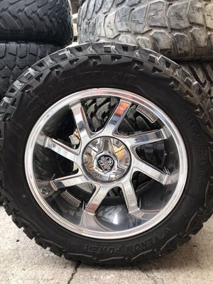 Wheels and tires for Sale in Salinas, CA