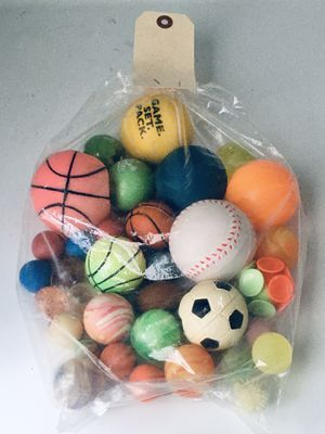 Party Pack of Bouncy Balls for Sale in Raleigh, NC