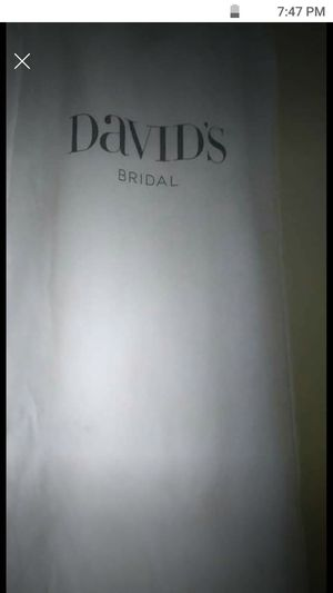 David's Bridal Wedding Dress for Sale in Lock Haven, PA