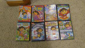 Dora The Explorer DVD'S for Sale in Medina, OH