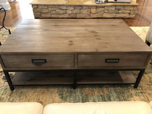 Coffee Table for Sale in Cary, NC