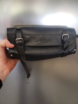Harley Davidson Tool Bag, Leather for Sale in Lynnwood, WA