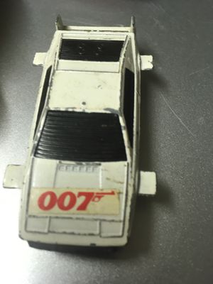 """Vintage James Bond Corgi Toy Collection. James Bond 007 From movie """"For Your Eyes Only"""" for Sale in El Paso, TX"""