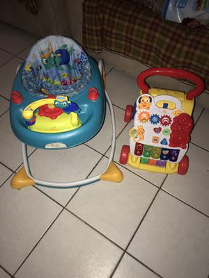 Walkers for baby for Sale in Boynton Beach, FL