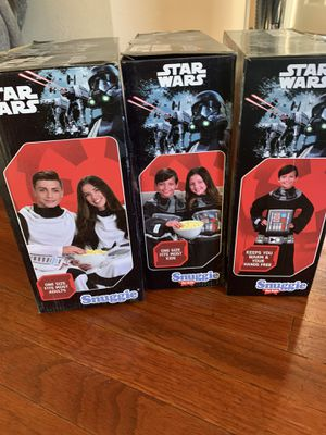 Star Wars Snuggies for Sale in Los Angeles, CA