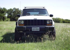 1997 Jeep Cherokee XJ 4x4 for Sale in Arlington, TX