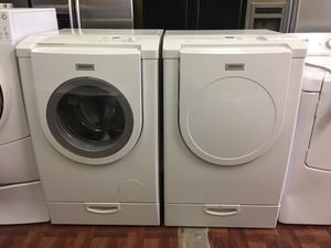 Siemens washer and dryer for Sale in Dallas, TX