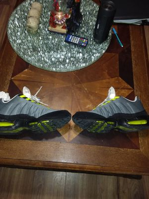 Nike air max 95s size 12 for Sale in Pearland, TX