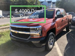 2017 Chevy Silverado $ 4000 Down Payment for Sale in Nashville, TN