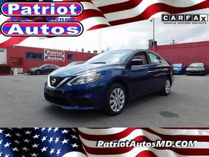 2017 Nissan Sentra for Sale in Baltimore, MD