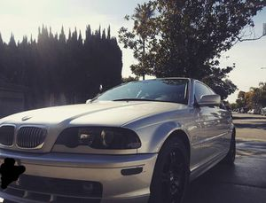 2000 BMW 328CI CLEAN TITLE 3500 AS IS PLEASE READ THE DESCRIPTION for Sale in San Jose, CA