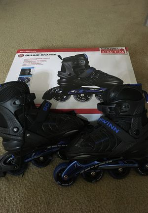 In-Skate Adjustable Adult 6-7.5 Mens for Sale in Fairfax, VA