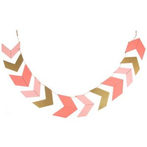 Hanging pink and gold wall decor for Sale in Macomb, MI