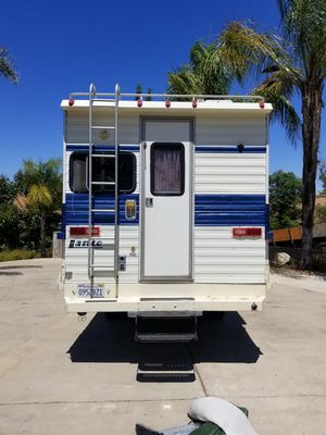 Lance cab over camper for Sale in Valley Center, CA