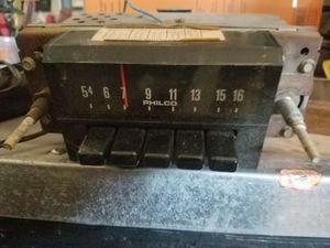 PHILCO CAR RADIO for Sale in Murrieta, CA