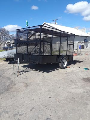 Utility trailer for Sale in Porterville, CA