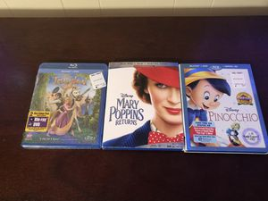 Disney movies for Sale in Winston-Salem, NC