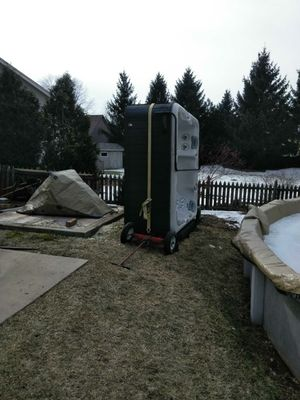 Hot Tub Mover for Sale in Naperville, IL