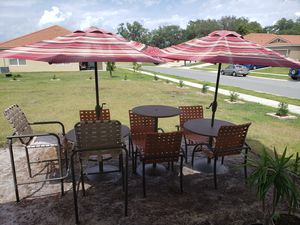 Patio set / outdoor furniture. for Sale in Kissimmee, FL