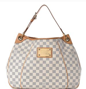 100% Authentic LV bag Damier Azur PM bag comes with box and dust bag, no tears, no rips ( price is firm) have original receipt for Sale in Cooper City, FL