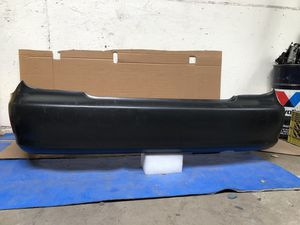 2002 - 2006 TOYOTA CAMRY REAR BUMPER COVER OEM for Sale in Los Angeles, CA