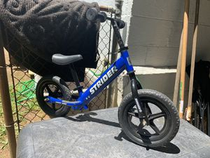 Strider starter push bike (never used) for Sale in College Park, MD